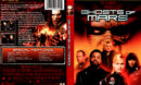 GHOSTS OF MARS (2001) DVD COVER & LABEL