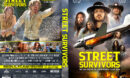 Street Survivors: The True Story of the Lynyrd Skynyrd Plane Crash (2020) R0 Custom DVD Cover