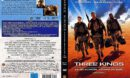 Three Kings (1999) R2 DE DVD cover