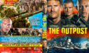 The Outpost (2020) R1 Custom DVD Cover & Label