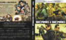 Sicario Collection (2015-2018) R2 DE 4K UHD Covers & Labels