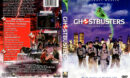 GHOSTBUSTERS COLLECTOR'S SERIES (1984) DVD COVER & LABEL