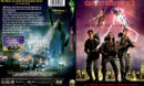 GHOSTBUSTERS 2 (1989) DVD COVER & LABEL