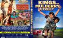 Kings of Mulberry Street (2019) R0 Custom DVD Cover