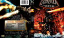 GODZILLA 2000 (2000) DVD COVER & LABEL