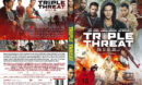 Triple Threat (2018) R2 DE DVD Cover