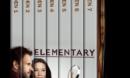 Elementary - Seizoen 1-7 - spanning spine Custom Dutch DVD Covers