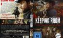 The Keeping Room (2016) R2 DE DVD Cover