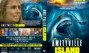 Amityville Island (2020) R1 Custom DVD Cover