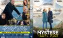 The Mystery of Henri Pick ( Le mystère Henri Pick ) (2019) R0 Custom DVD Cover