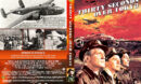 Thirty Seconds Over Tokyo (1944) R1 Custom DVD Cover & Label