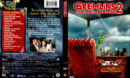 GREMLINS 2 THE NEW BATCH (1990) DVD COVER & LABEL