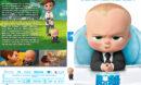 The Boss Baby R2 DE Custom DVD Cover