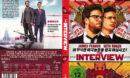 The Interview (2014) R2 DE DVD Cover