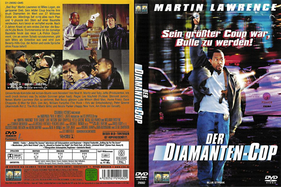 Der Diamanten Cop 2