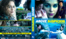Above Suspicion (2020) R0 Custom DVD Cover