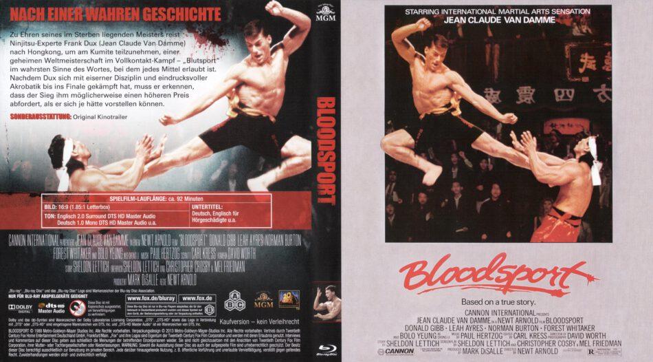 Bloodsport Deutsch