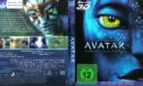 Avatar 3D (2010) DE Blu-Ray Cover