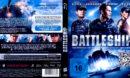 Battleship (2012) DE Blu-Ray Cover