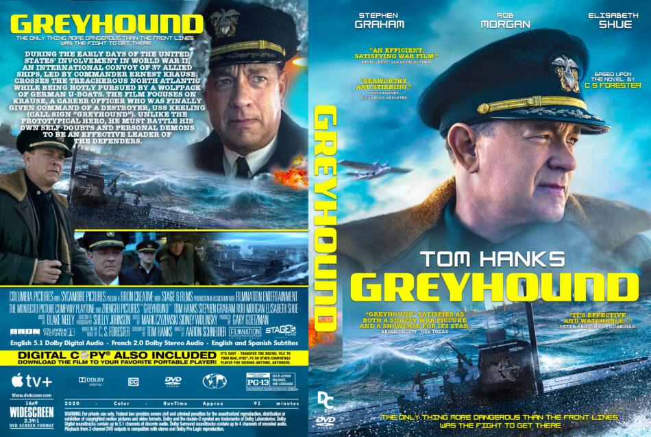 Greyhound Dvd