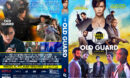 The Old Guard (2020) R0 Custom DVD Cover & Label