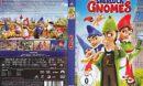 Sherlock Gnomes (2018) R2 DE DVD Cover