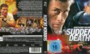 Sudden Death (1995) DE Blu-Ray Cover