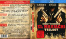 El Mariachi Trilogy El Mariachi Desperado Irgendwann in Mexico DE Blu-Ray Cover