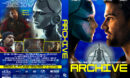 Archive (2020) R1 Custom DVD Cover & Label