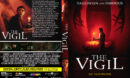 The Vigil (2020) R1 Custom DVD Cover & Label
