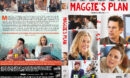 Maggie's Plan (2016) R2 DE DVD Cover