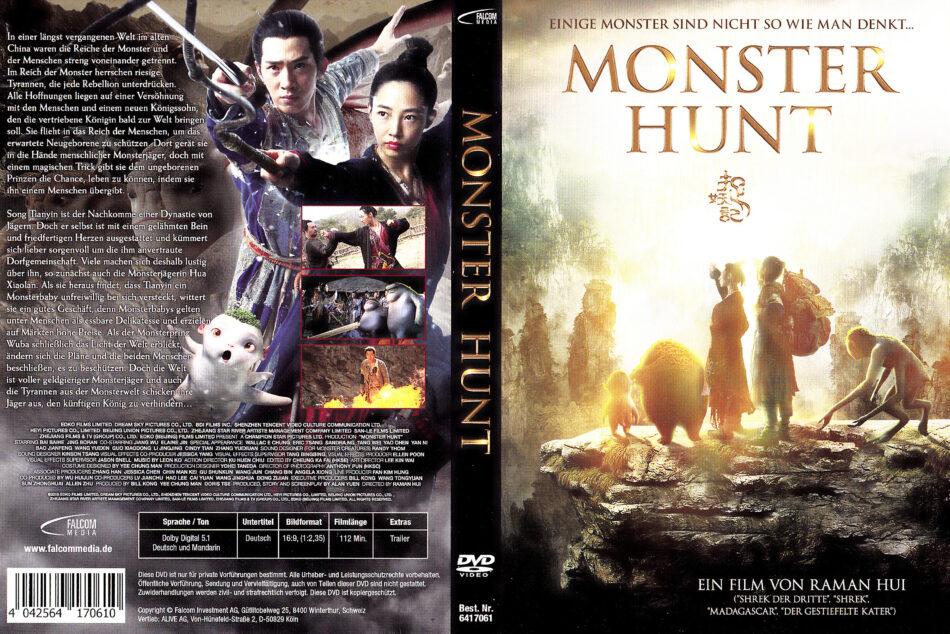 Monster Hunt 2015 R2 De Dvd Cover Dvdcover Com
