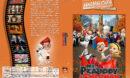 Mr. Peabody & Sherman R2 DE Custom DVD Cover