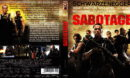 Sabotage (2014) DE Blu-Ray Cover