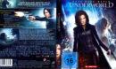 Underworld Awakening (2012) DE Blu-Ray Cover