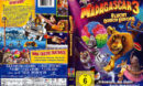Madagascar 3 (2012) R2 DE DVD Cover