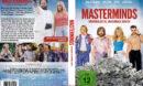 Masterminds (2017) R2 DE DVD Cover