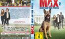 Max 2-Agent auf vier Pfoten (2017) R2 DE DVD Cover
