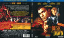 From Dusk Till Dawn (1995) RB DE Blu-Ray Cover
