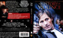 A History Of Violence (2013) R2 DE Blu-Ray Cover