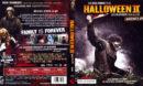 Halloween II - Das Grauen Kehrt Zurück (2009) DE Blu-Ray Cover