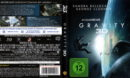 Gravity 3D (2013) DE Blu-Ray Cover