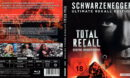 Total Recall - Ultimate Rekall Edition (1990) DE Blu-Ray Cover