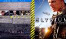 Elysium (2013) DE Blu-Ray Cover