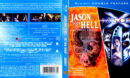 Jason Goes To Hell - The Final Friday & Jason X (2013) DE Blu-Ray Cover