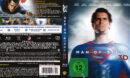 Man of Steel 3D (2013) DE Blu-Ray Cover