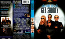 GET SHORTY (1995) DVD COVER & LABEL
