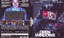 Open Windows (2014) R2 DE DVD Cover