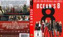 Ocean's 8 (2018) R2 DE DVD Cover