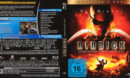 Riddick - Chroniken eines Kriegers (Director's Cut) (2004) DE Blu-Ray Covers & Label